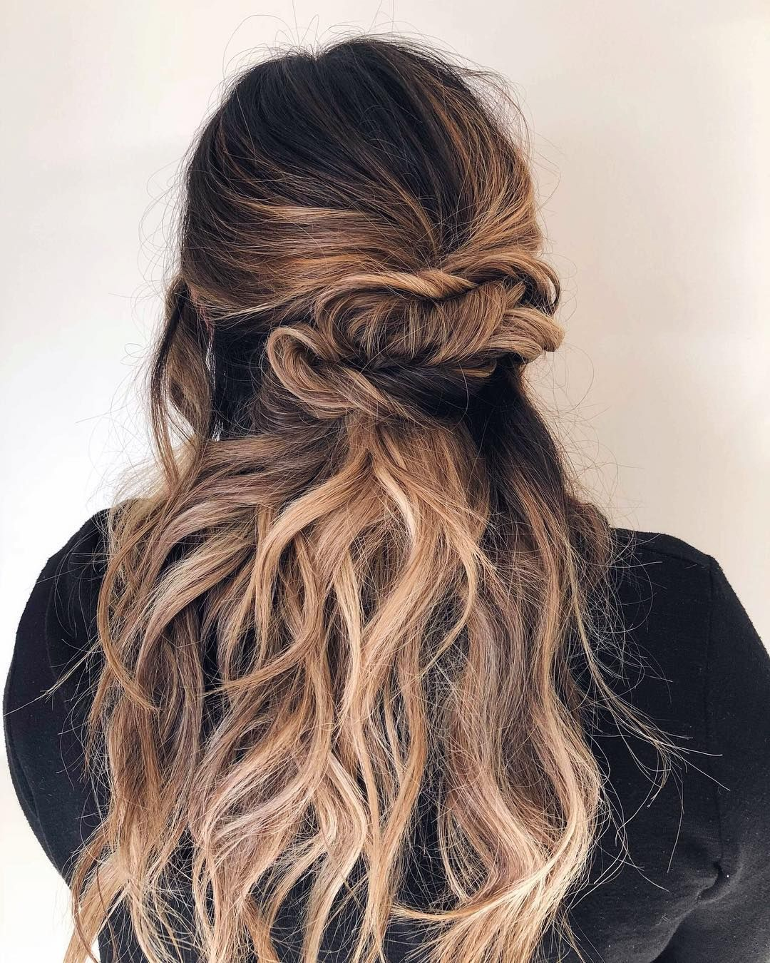 Fashion style Hairstyle formal for boys for lady