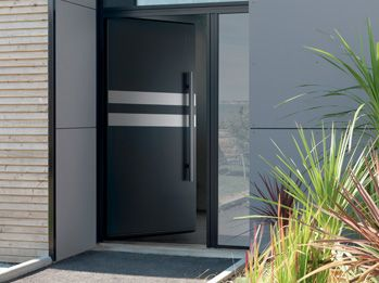 porte dentre kline sur mesure collection contemporaine - Porte D Entree Design