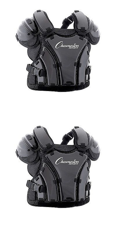 Umpires Protection 159051: Champion Sports Umpire Chest Protector - 16 Armor Style -> BUY IT NOW ONLY: $100.14 on eBay!