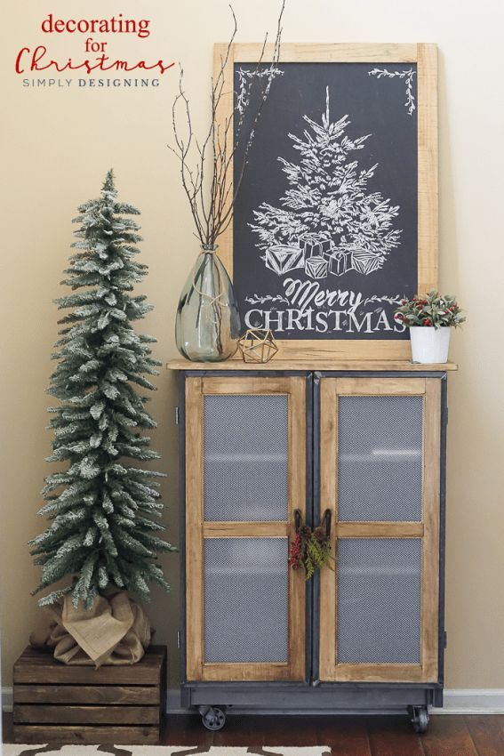 decorating for christmas for under 100