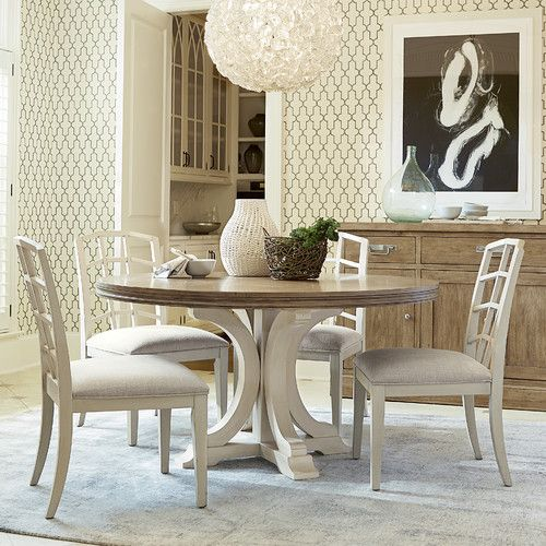 Found it at Wayfair Moderne Muse Dining Table