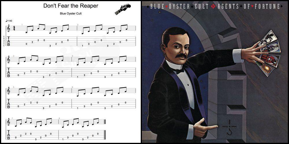 """@Riffstory : 21 de mayo de 1976: #BlueOysterCult publican el álbum Agents of Fortune. Incluía el tema """"(Don't Fear) The Reaper http://bit.ly/2rqdPxB"""