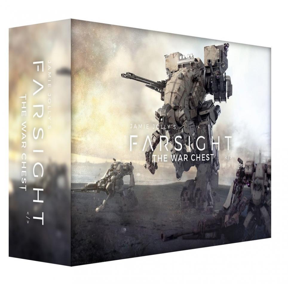 Farsight The War Chest Element Games Warhammer