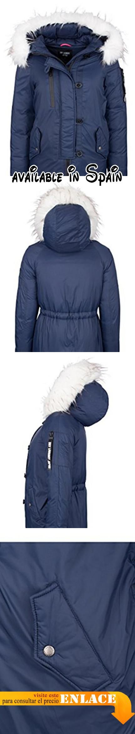 Parka B075nsrpp4 Laundry Azul 90500046 Dry Mujer Xs Wq78cpFR7H