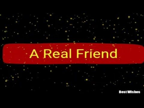 Real Friends Very Heart touching Quotes Whatsapp Status