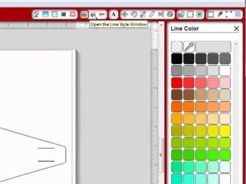this tutorial will show you how to use those wonderful templates you find on the internet and turn them into silhouette studio cutting files