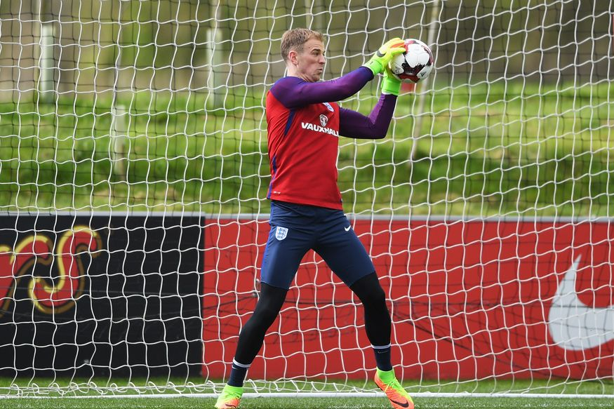 'Fighter' Joe Hart Desperate to Leave Champions Manchester