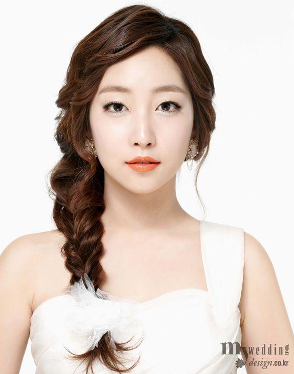 Korean Hairstyle Hair Nails And Makeup