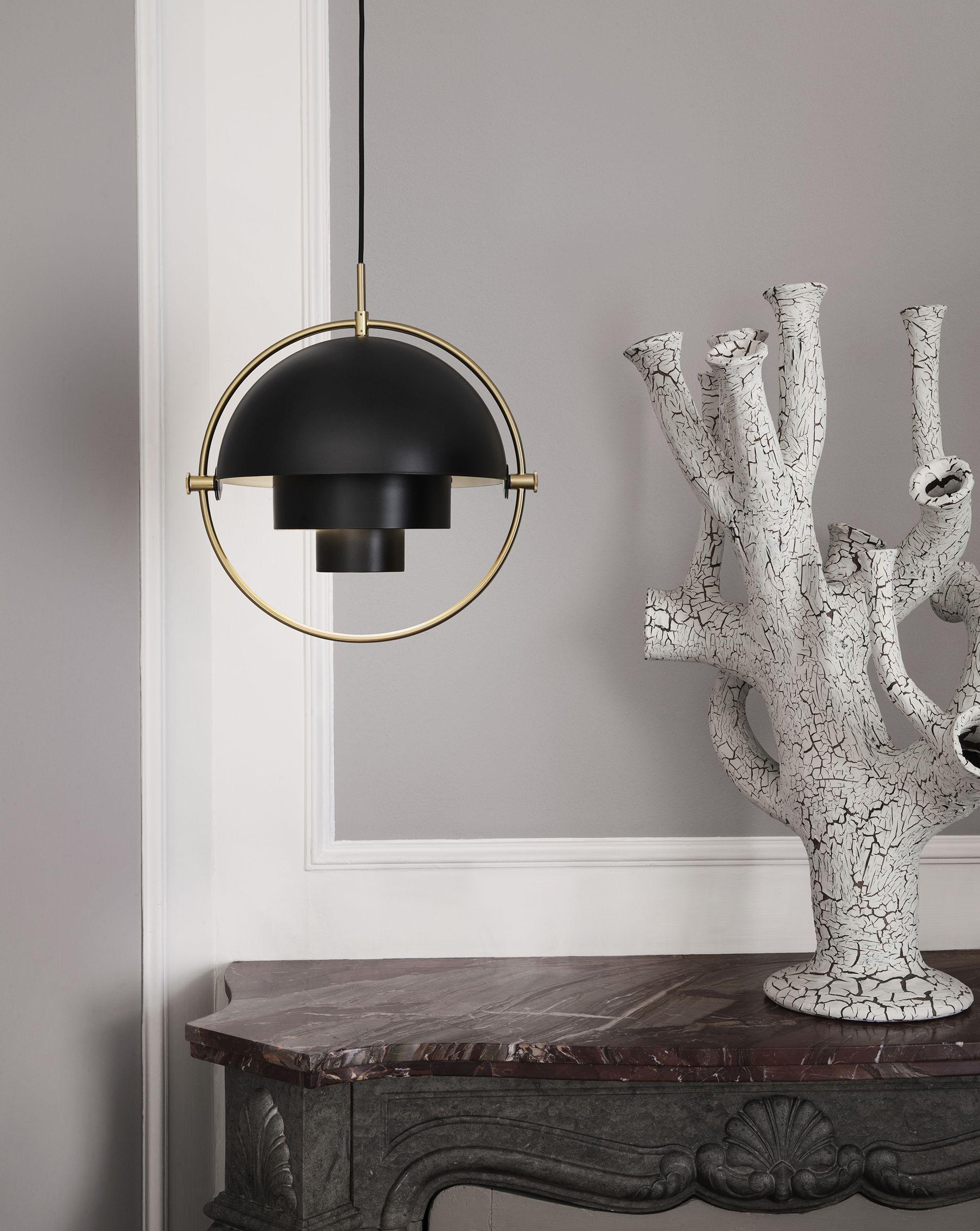 Gubi I Lamp I Grey Interiors Pinterest