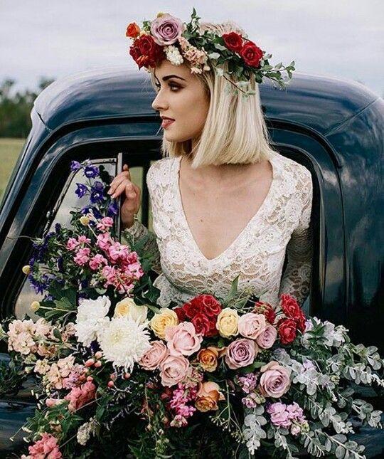 47 Stunning Wedding Hairstyles All Brides Will Love: Dream Wedding, Wedding Bride