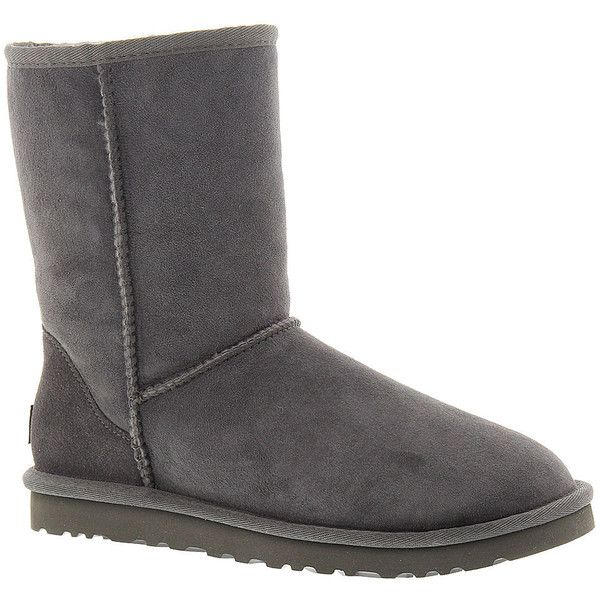 Ankle Boots Grey