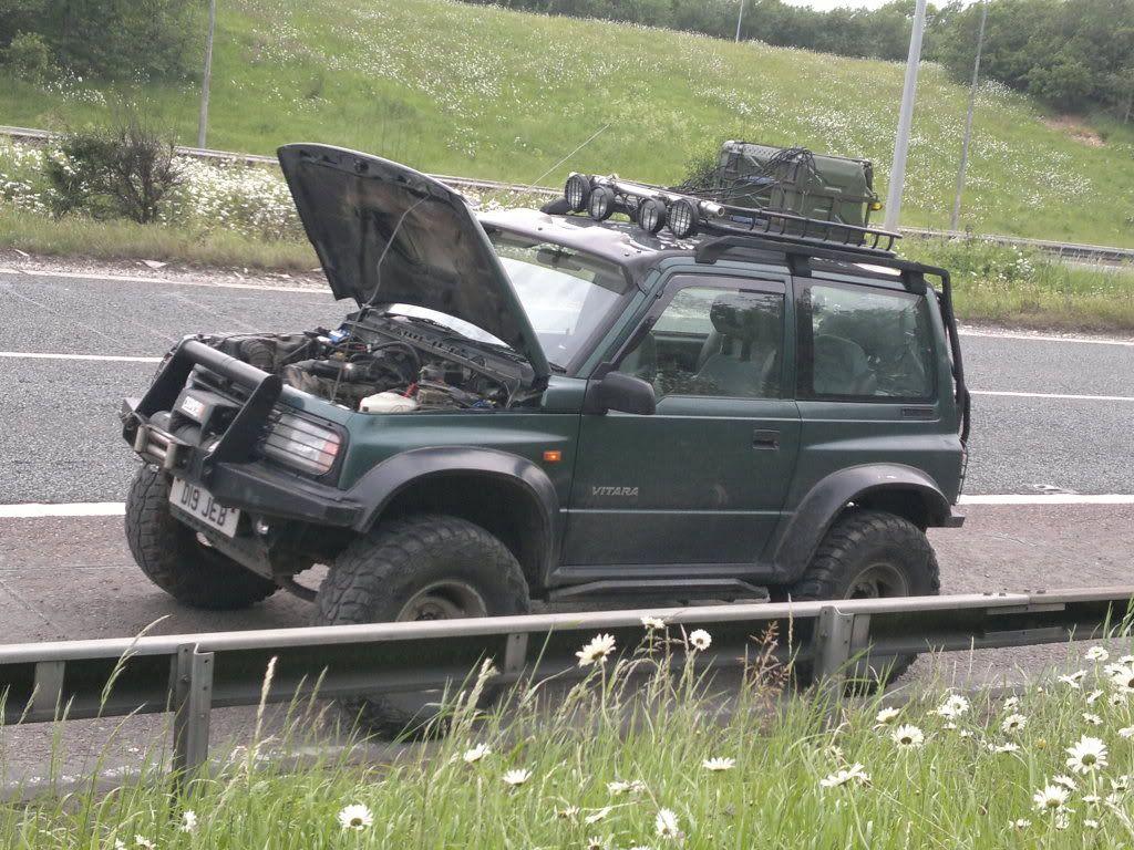 Accesorii Off Road Suzuki Vitara