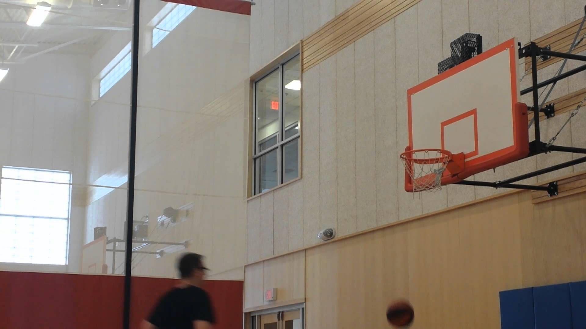 Doctor is Back on Basketball Court #basketball