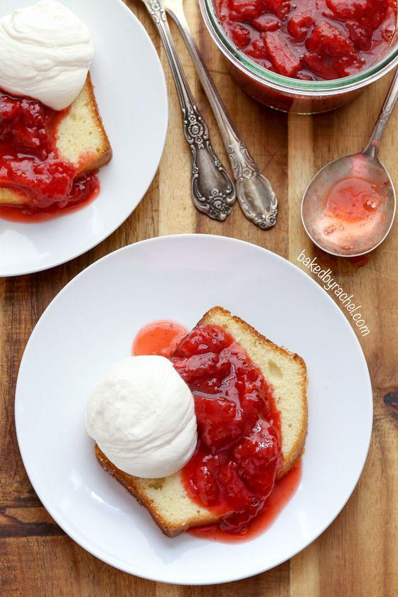 Sour Cream Pound Cake Loaf Recipe Recipes Cake Pound Cake