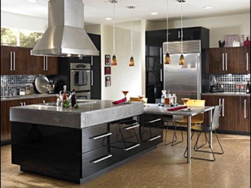 Kraftmaid Kitchen Cabinets Black this was my kitchen inspiration