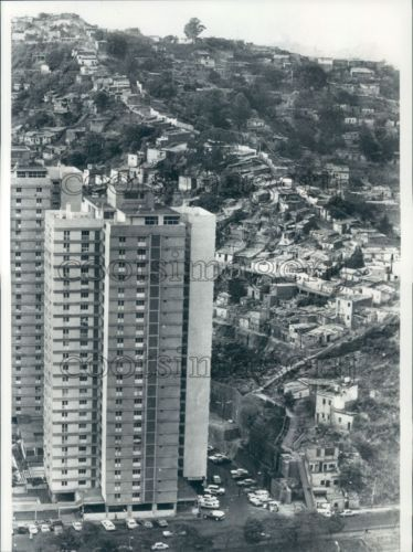 1978-Apartment-High-Rise-Hillside-Dwellings-1970s-Caracas-Venezuela-Press-Photo
