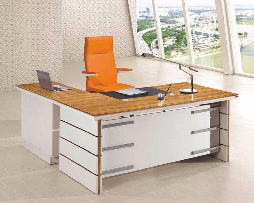 Everett Modern Executive Desk – Dunn Furniture