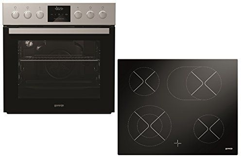 Gorenje Hot-Set 2 Herd-Kochfeld-Kombination   A   092 kWh   67