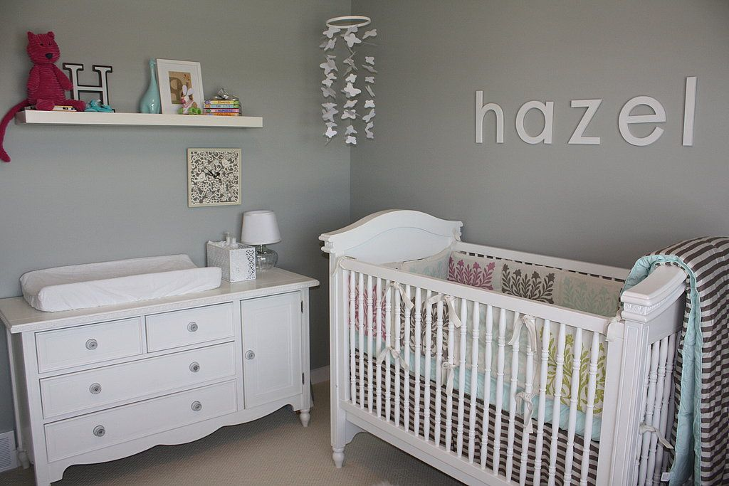 Go Gray 5 Gray Nurseries to Swoon Over