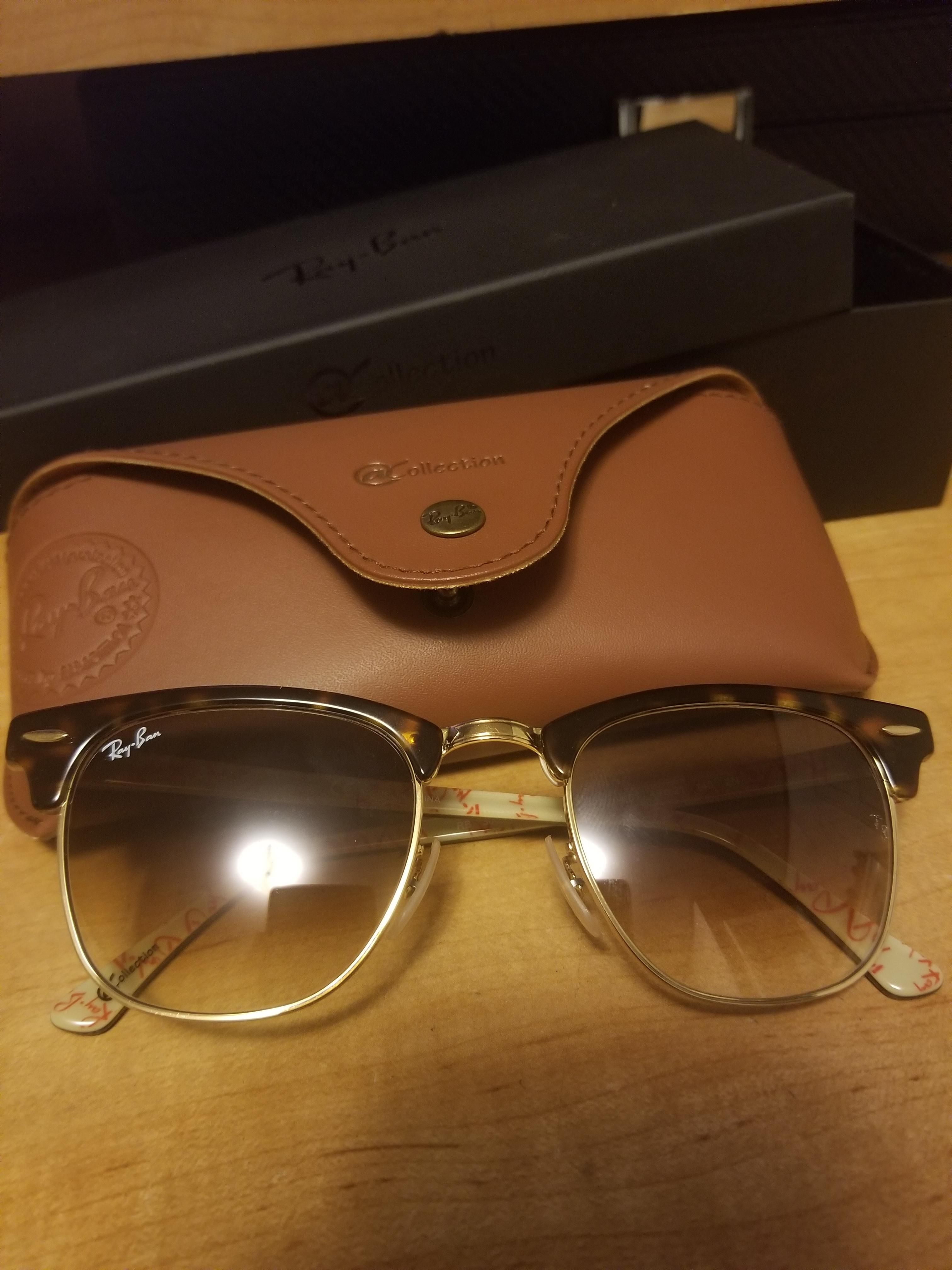 5176e53f2f6 I bought these ray bans online are they for men or are they for women
