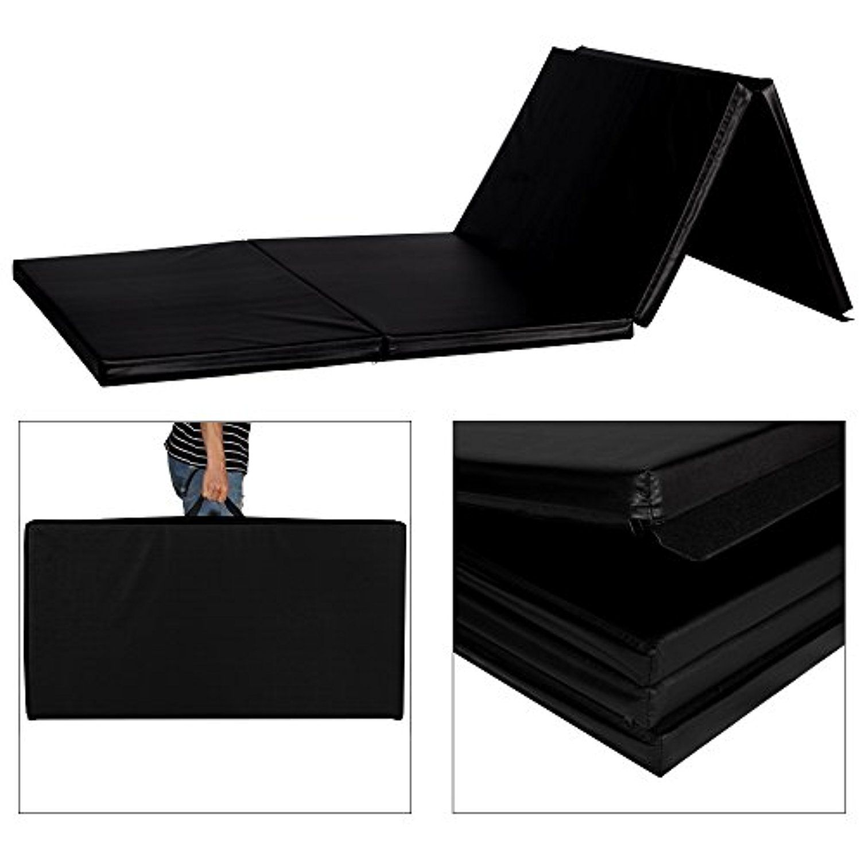 Sportmad 4 X10 X2 Thick Folding Panel Gymnastics Tumbling