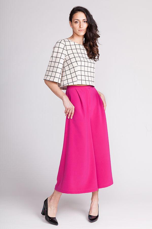 Lexi A-Line Dress | this pattern, please | Pinterest | Falda y Blusas