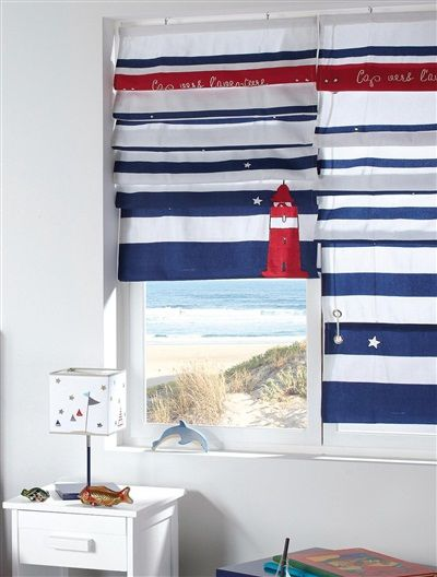 store bord de mer home rideaux stores rideaux stores et rideau store. Black Bedroom Furniture Sets. Home Design Ideas
