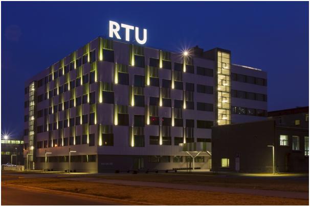 Riga Technical University In Latvia Technical University Overseas Education Study Abroad