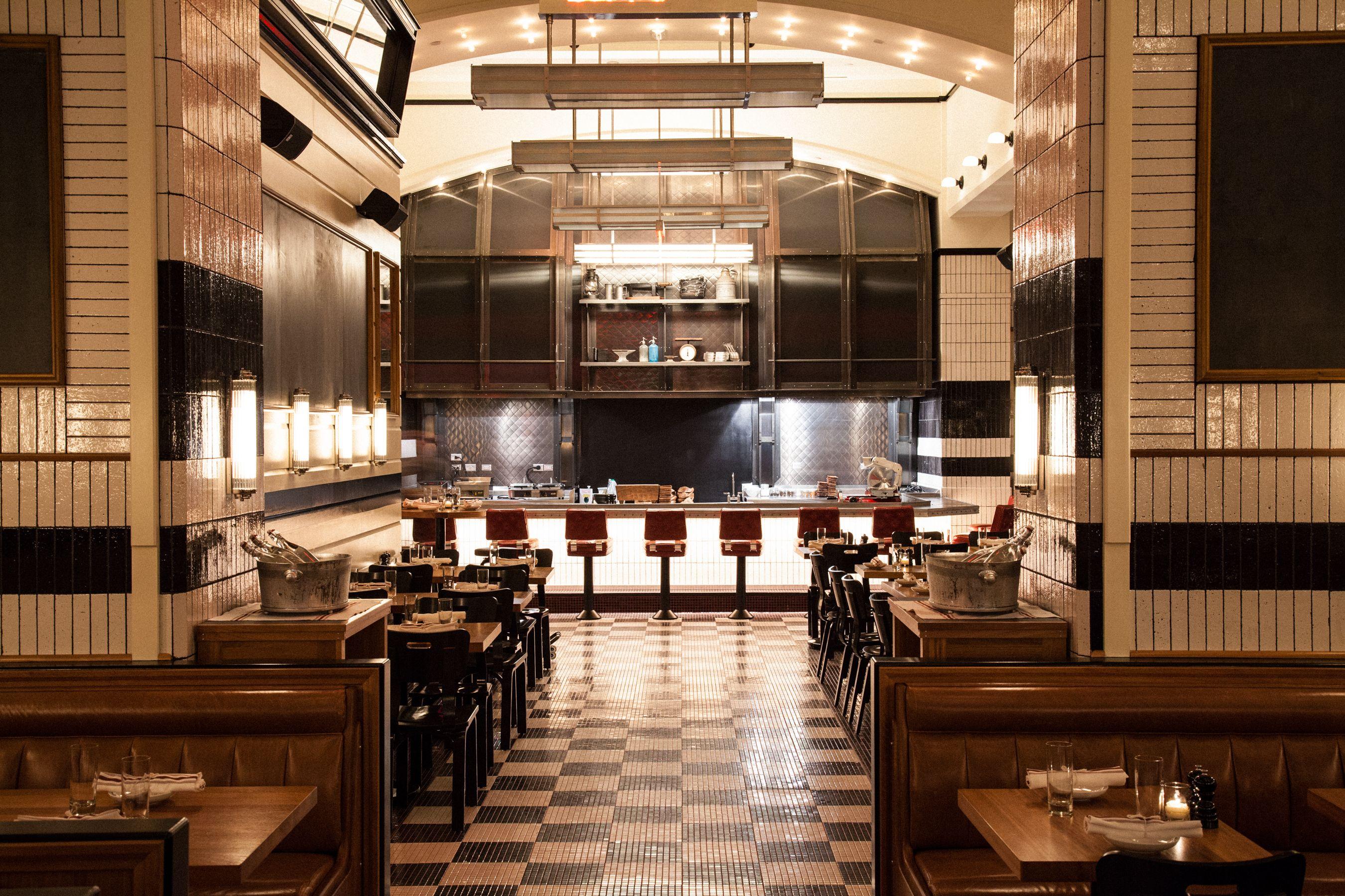 Kingside Restaurant For more information visit k kingside