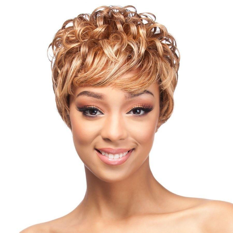 It's A Cap Weave! 100% Human Hair Wig - HH JAINA