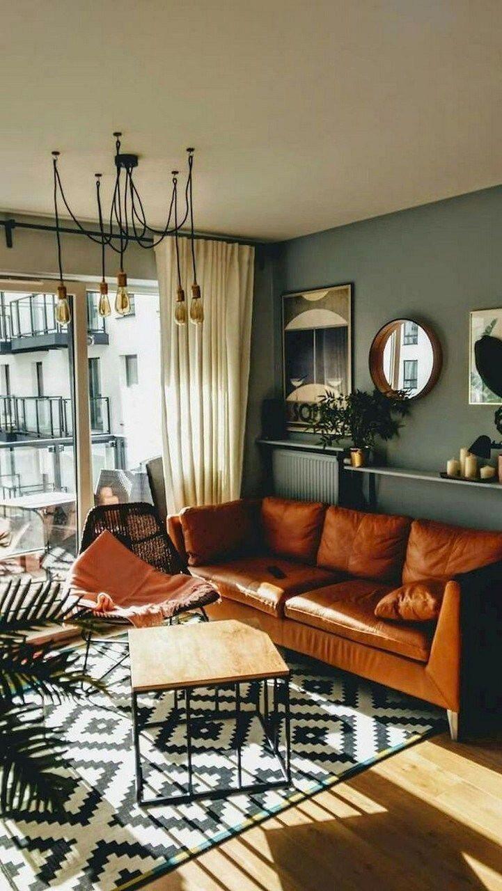 60 modern bohemian living room inspiration ideas 29 on living room color inspiration id=28330