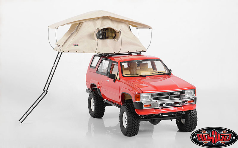 Z X0034 Rc4wd 1 10 Arb Pilbara Rooftop Tent Roof Top Tent Tent Chevrolet Blazer