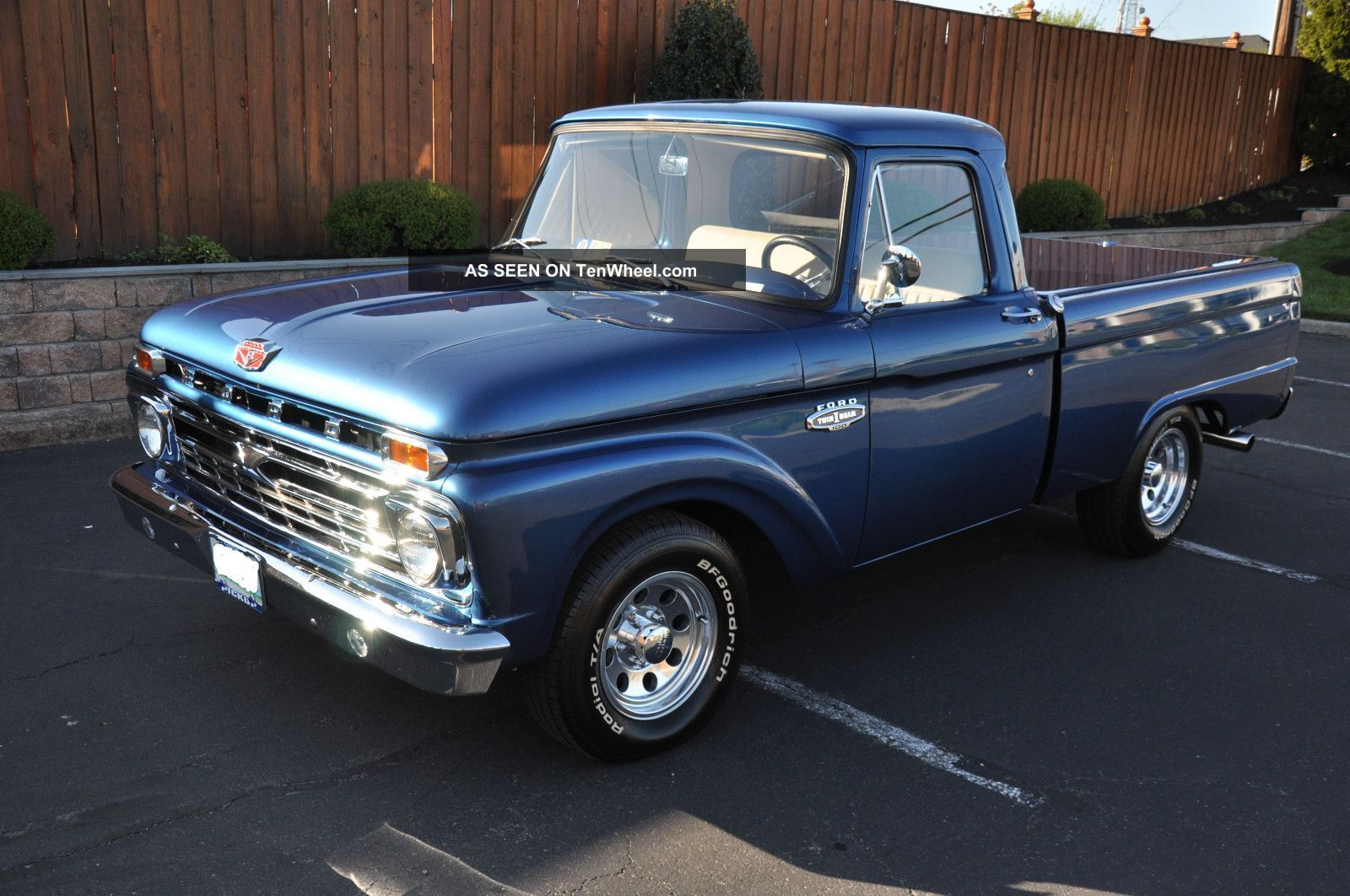 1966 Classic Ford F 150 Trucks Hot Rod Ford 1966 F100 Truck F