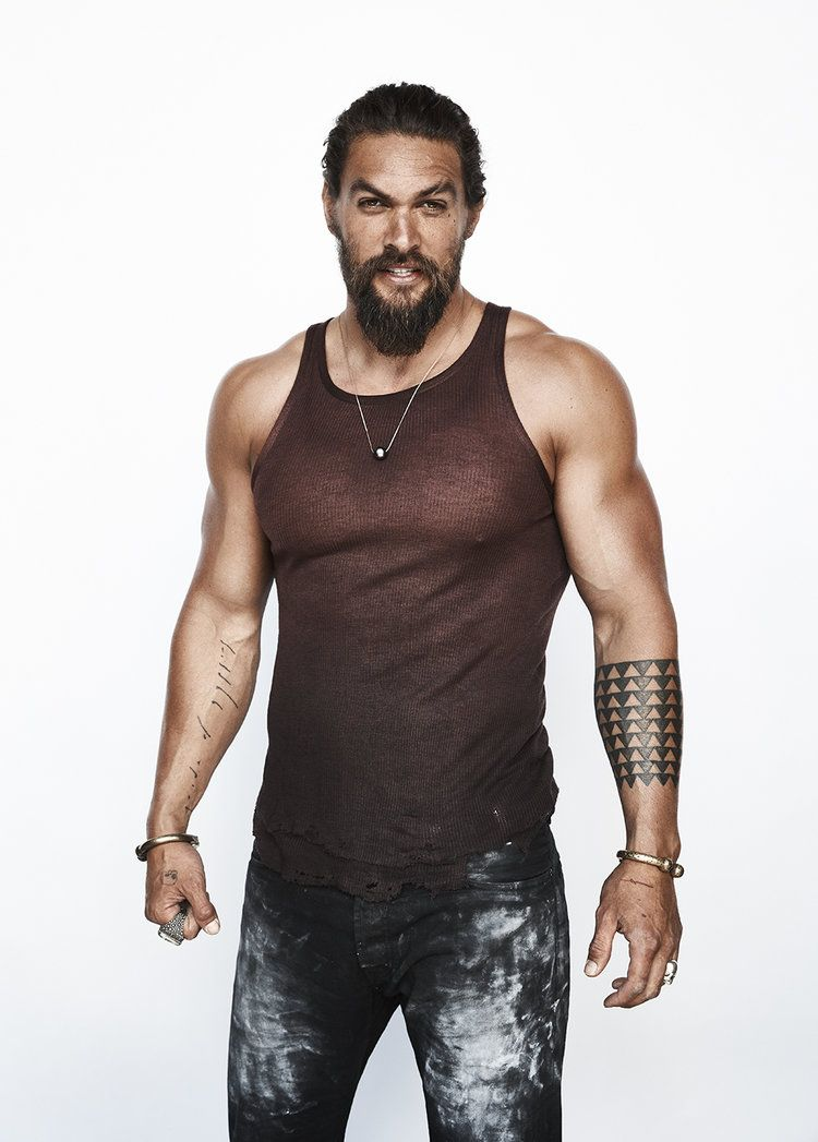 Handsome American Men - Jason Momoa