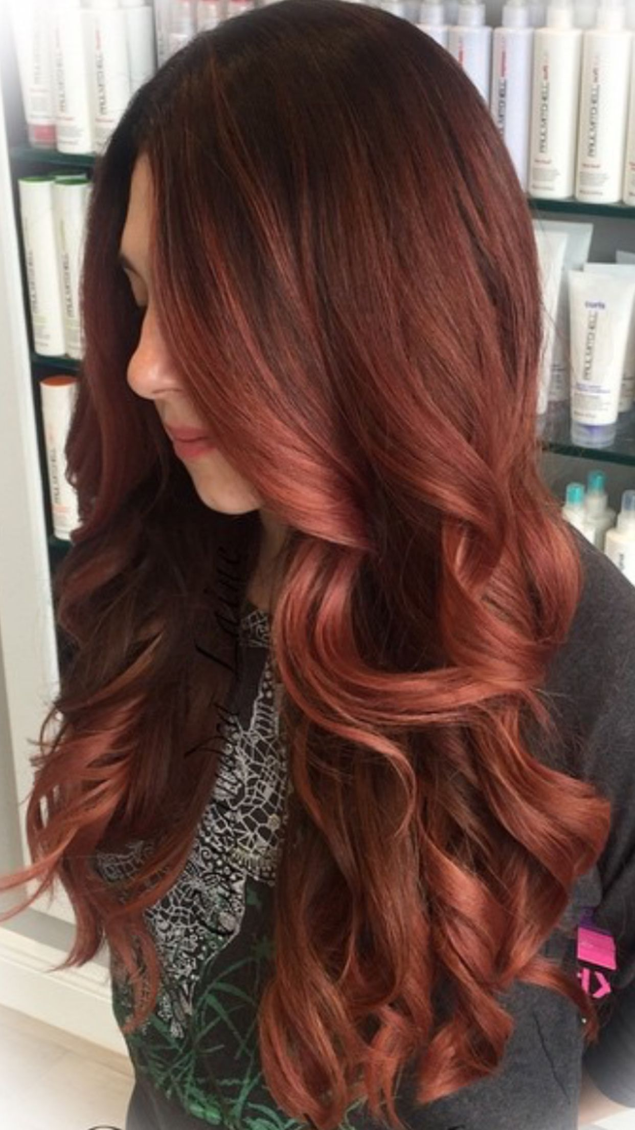 Paul Mitchell color Hair Pinterest