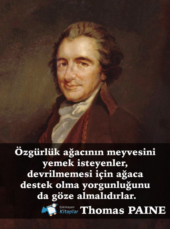 thomas paine dqs Thomas paine (29 january 1737 - 8 june 1809) was a british-american political writer, theorist, and activist who had a great influence on the thoughts and ideas which led to the american revolution and the united states declaration of independence.