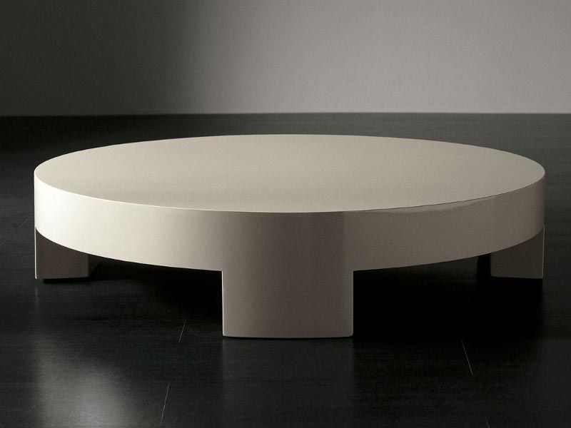 Round Low Coffee Table Coffee Tables Pinterest