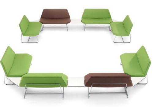 Lounge Otto - girsberger, Lounge Möbel | Lounge-Möbel für Büros ...
