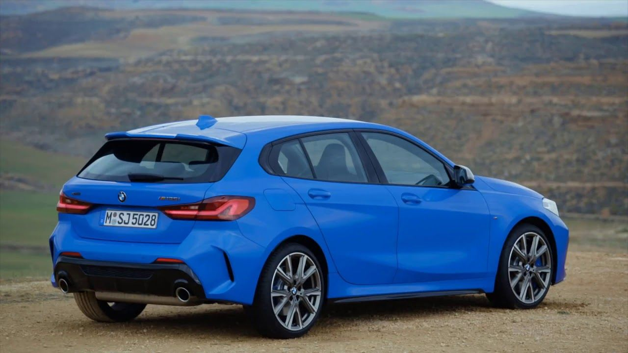 2020 Bmw 1 Series M135 Xdrive Walkaround With Images Bmw 1