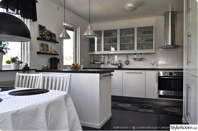vitt svart ikea appl d k k kitchen pinterest k k ikea och svart. Black Bedroom Furniture Sets. Home Design Ideas