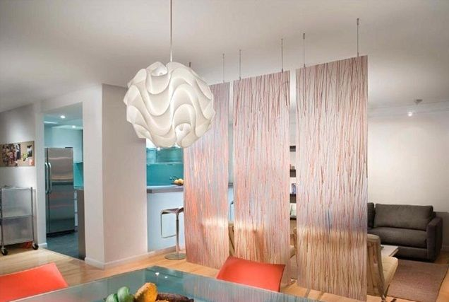 Modest Stylish Room Divider For Unique  Apartment Therapy Fascinating Living Room Divider Design 2018