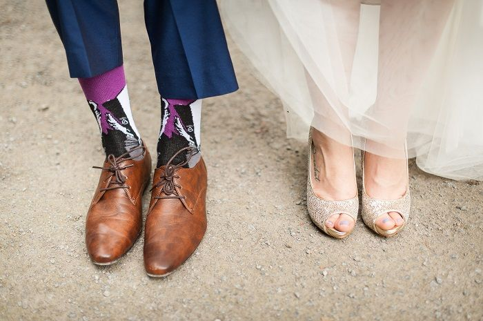 Bride and groom wedding photo idea | fabmood.com #brideandgroom