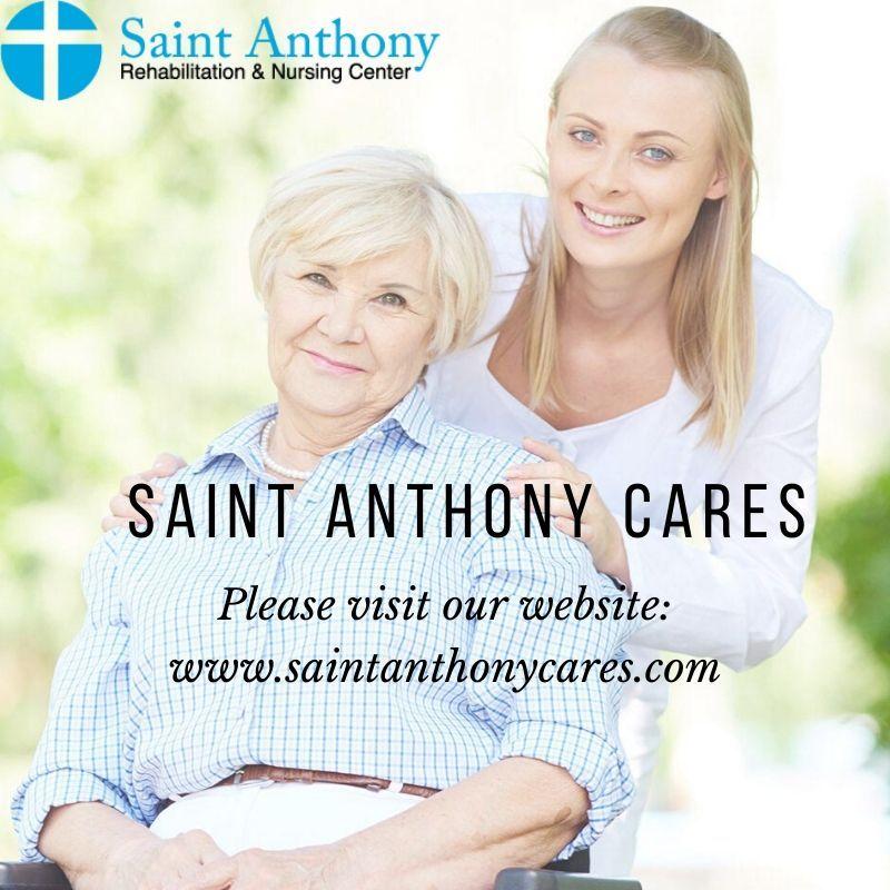 st anthony nursing home mn