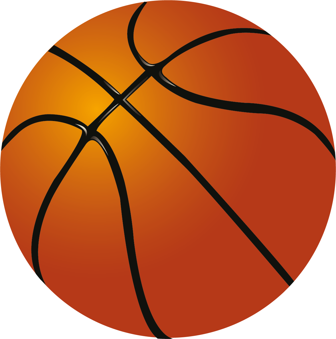 Basketball Clipart Clipart Panda Free Clipart Images