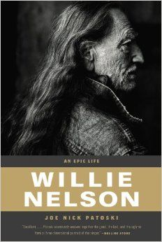 willie nelson - joe nick patoski