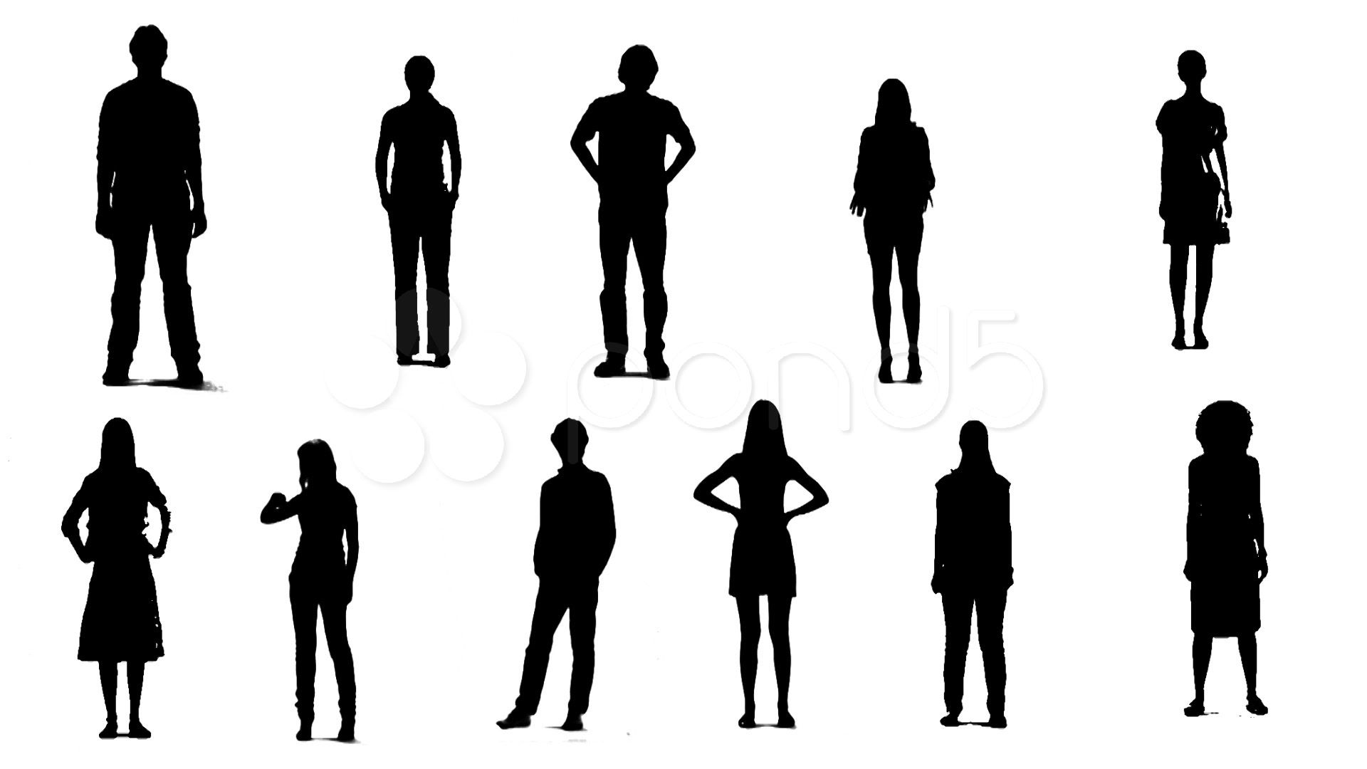 Silhouette Paintings Of People People Silhouette Google Search Textures Silhouette