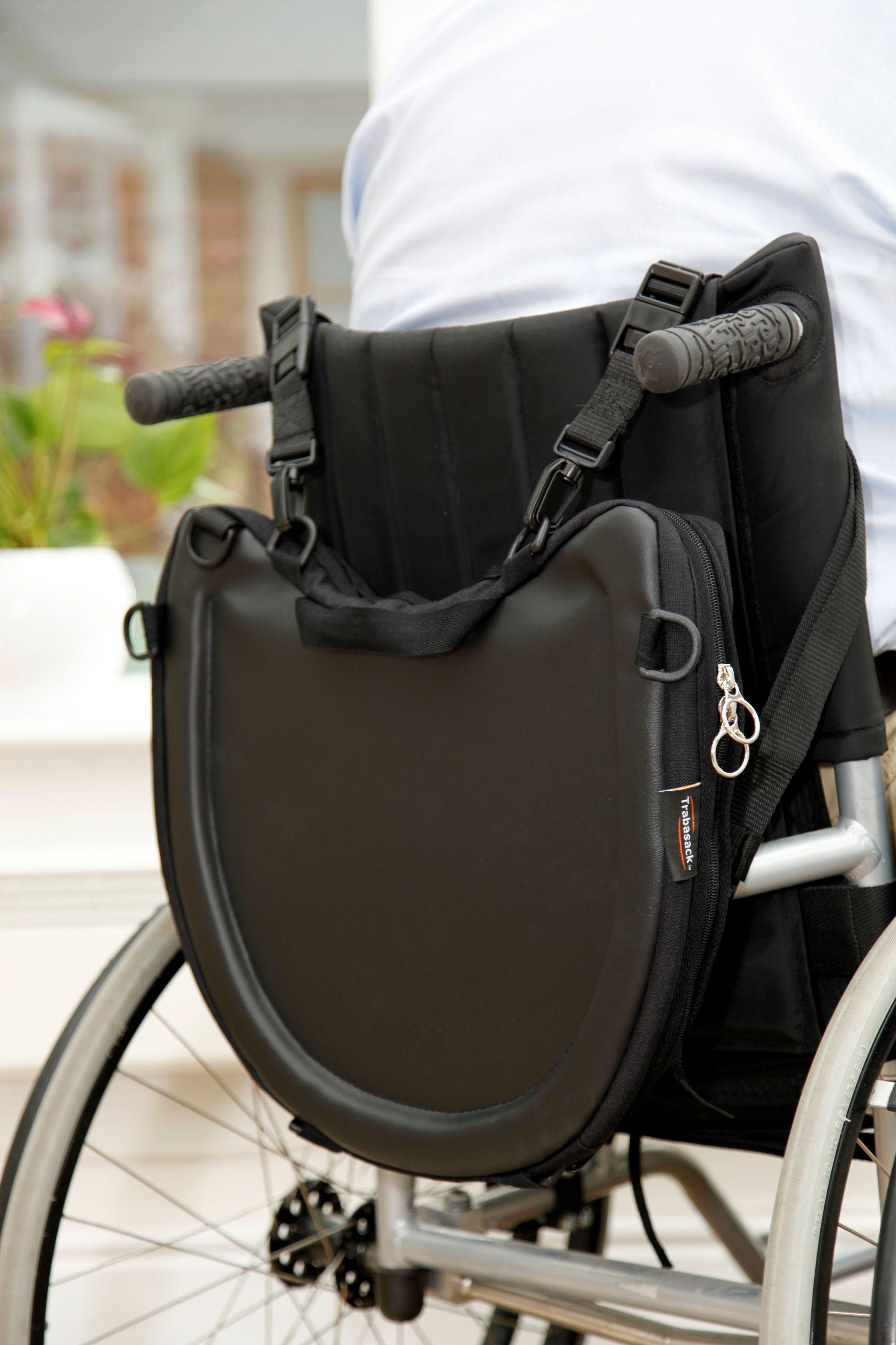 Stylish Wheelchair Bag Cushions Accessories Hospital Crps Disability