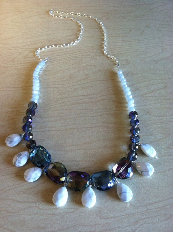 Rustic Glam Necklace