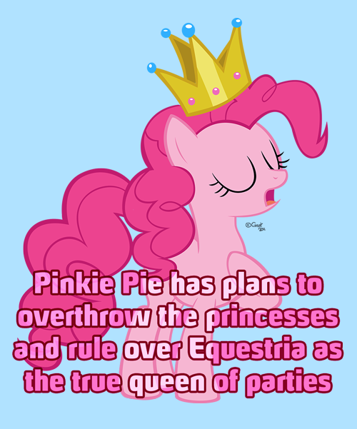 HAIL THE PRINCESS OF PARTIES!!!!!!