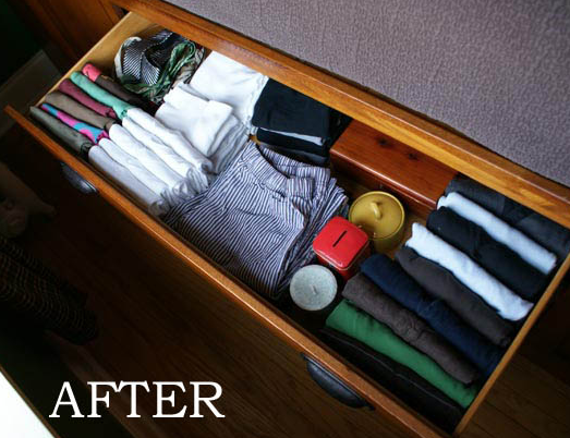 best 25 organize dresser drawers ideas on pinterest organizing dresser drawers dresser. Black Bedroom Furniture Sets. Home Design Ideas